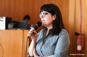 La dott.ssa Maria Pagano