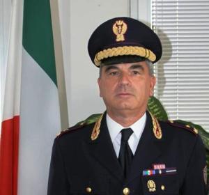 dr. Michele La Fortezza - Dirigente Compartimento Polizia Stradale per il Lazio