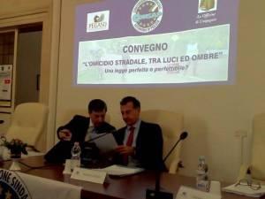 Convegno Pegaso - Omicidio Stradale - Michele Cucuzza