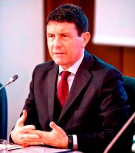 Il dr. Antonio Apruzzese, neo Direttore dell'Ispettorato di Polizia a Palazzo Chigi