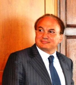 Il dr Francesco Tagliente