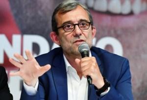 Roberto Giachetti, candidato a Sindaco di Roma per il ballottaggio del 19 giugno 2016