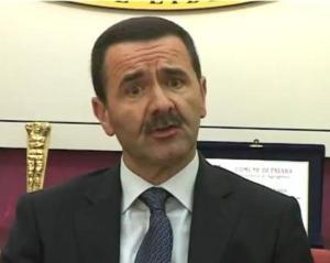 Il Direttore del Servizio Polizia Stradale dr. Giuseppe BISOGNO