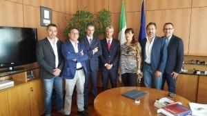 Dac, Direzione Centrale Anticrimine della Polizia di Stato, la CONSAP incontra il Direttore Centrale Prefetto Vittorio Rizzi