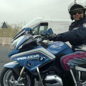 Gianluca Verdini, ricordo dei momenti delle sue attività di servizio per la Polizia di Stato