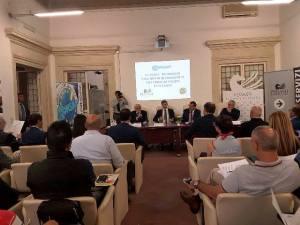 Momenti del convegno sulle tecnologie all'Università Telematica Pegaso