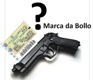 Armi, imposta di bollo sulla variazione delle licenze di collezione di armi comuni, la CONSAP scrive al Dipartimento della P.S.