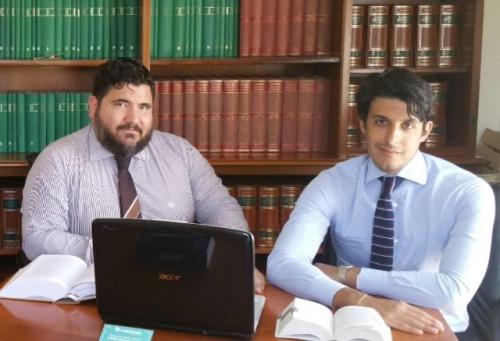 Studio Legale De Iure - Gli Avvocati Pasquale Pittella e Vittorio Palamenghi