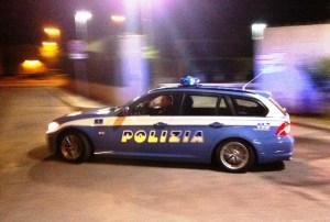 Polizia, alterato da droghe, motociclista fermato e tratto in arresto dalla Polizia Stradale di Settebagni