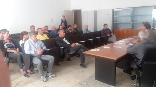 Polizia, Compendio Castro Pretorio, esito assemblea sindacale