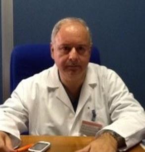 il Prof. Giuseppe Altamore (Primario di Medicina Interna in qualità di Capo dell' Unità Operativa Complessa, Responsabile dell'ambulatorio di Dietologia e Malattie Metaboliche - Policlinico Militare Celio)