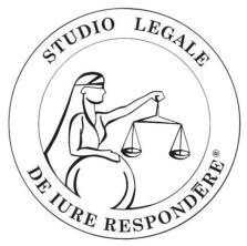 STUDIO LEGALE DE IURE- PP&Counselors Via del Casale Strozzi, 31 - ROMA (Piazzale Clodio)