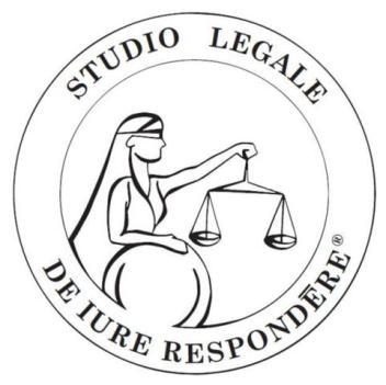 """Convenzione Studio Legale """"De Iure"""""""