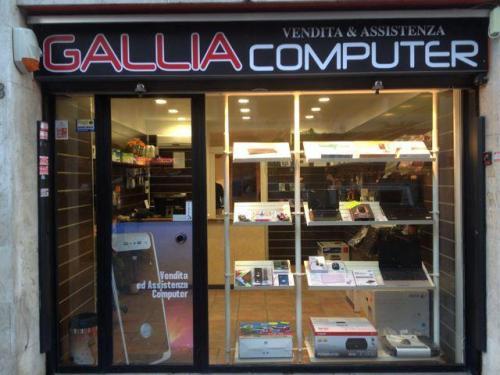 Gallia Computer Via Gallia n° 56 – 00183 – Roma Telefono: 06-6991015 Indirizzo e-mail: computergallia@gmail.com