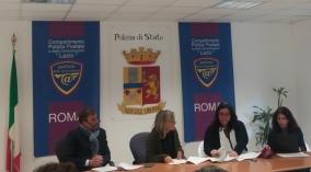 Il tavolo di lavoro dell'Amministrazione Polizia Postale Lazio