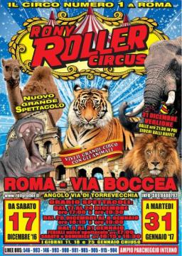 Rony Roller Circus, il Circo Numero 1 a Roma, strepitosa convenzione per gli iscritti alla CONSAP