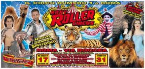 Rony Roller Circus, 31 dicembre speciale veglione, dalle 21.30 in poi giochi, balli, buffet, offerta per gli iscritti alla CONSAP