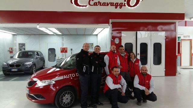 CARROZZERIA CARAVAGGIO S.N.C. Via Idrovore della Magliana 131 00148 ROMA - Tel. 06.6571698 http://www.carrozzeriacaravaggio.it/ E-mail: carrozzeriacaravaggio@email.it