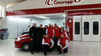 Carrozzeria CARAVAGGIO, servizio e assistenza in convenzione per gli iscritti alla CONSAP