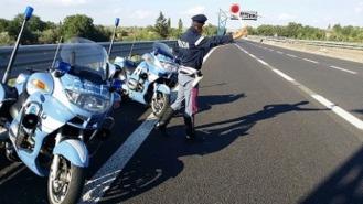 Polizia Stradale, la CONSAP incontra il dr Massimiliano Ponti, neo Dirigente della Sezione Polizia Stradale di ROMA