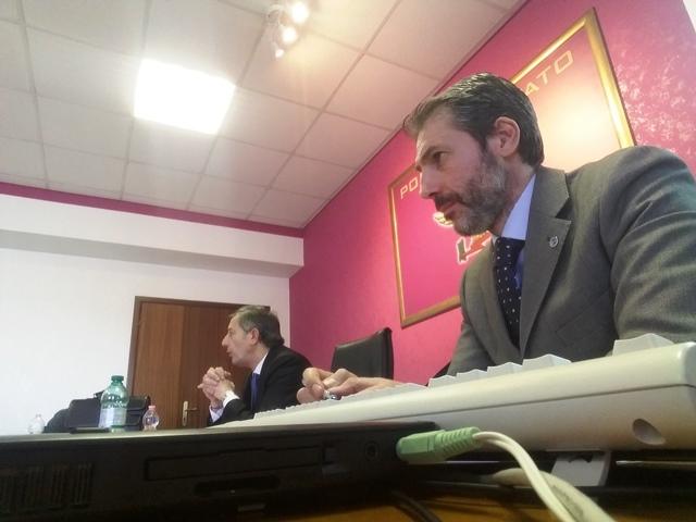 Assemblea CONSAP Reparto Prevenzione Crimine Lazio