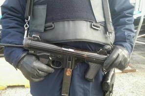 Vigilanza Compendio Castro Pretorio Polizia di Stato