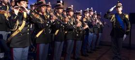 La Banda Musicale della Polizia di Stato