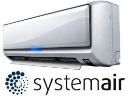 """Climatizzatori e Sistemi di condizionamento aria """"SYSTEMAIR"""""""