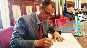 Mauro Pantano - Presidente Nazionale CONSAP