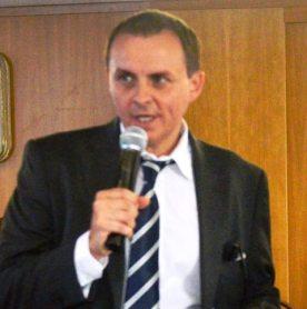 dr Fabrizio Locurcio, Responsabile dello Sportello del Poliziotto, Segreteria Provinciale CONSAP di Roma