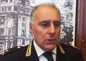 il Direttore del Servizio Controllo del Territorio alla D.A.C. DrMaurizio VALLONE