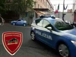 Roma, sede del Reparto Volanti, Caserma Maurizio Giglio