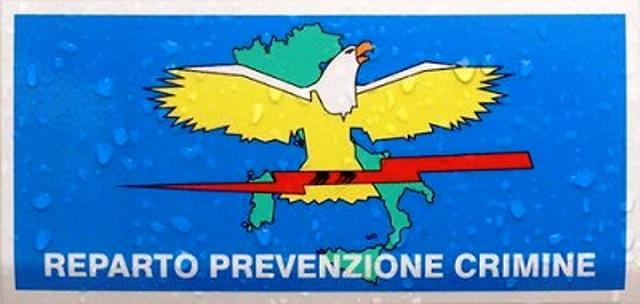 Reparto Prevenzione Crimine - Polizia di Stato