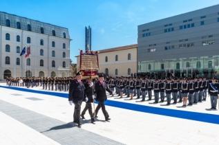 Piazzale del Polo Ministero dell'Interno - Dipartimento della P.S. - Ferdinando di Savoia