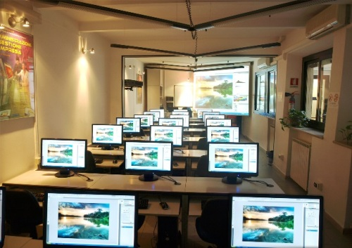 Aula Corsi Istituto Cappellari - Ferrara