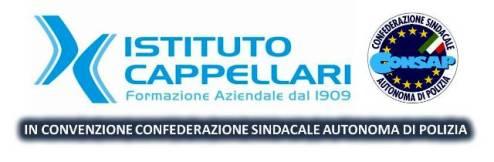 Istituto Cappellari, Centro di Formazione Professionale leader nella preparazione ai concorsi pubblici