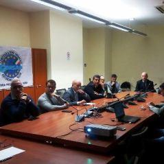 Assemblea Sindacale presso la Sezione CONSAP alla Presidenza del Consiglio dei Ministri