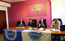 Reparto Prevenzione Crimine Lazio - Assemblea Sindacale CONSAP