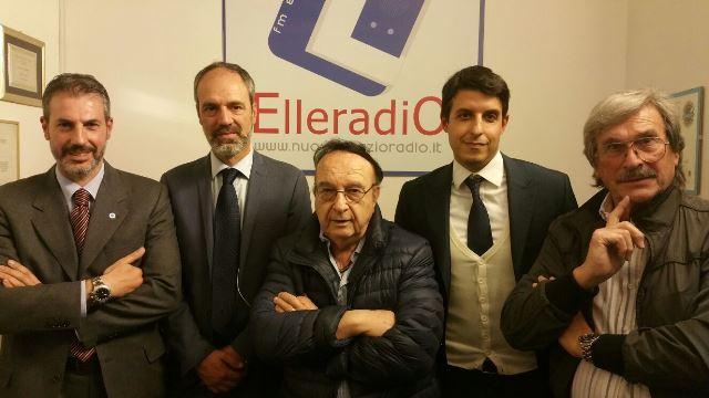 CONSAP (Guerrisi e Spagnoli) a Elleradio 88,100 FM