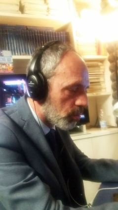 Diretta Elleradio 88,100 FM. Stefano Spagnoli
