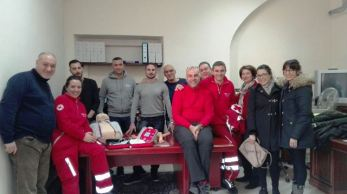 Corso BLSD BASIC LIFE SUPPORT DEFIBRILLATION
