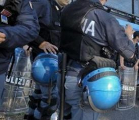 Reparto Mobile della Polizia di Stato