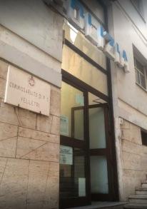 """Commissariato di P.S """"Velletri"""""""