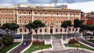 Ministero dell'Interno, sede del Dipartimento della Pubblica Sicurezza