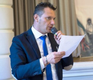 Gianluca Pantaleoni, Segretario Nazionale Vicario CONSAP- Confederazione Sindacale Autonoma di Polizia