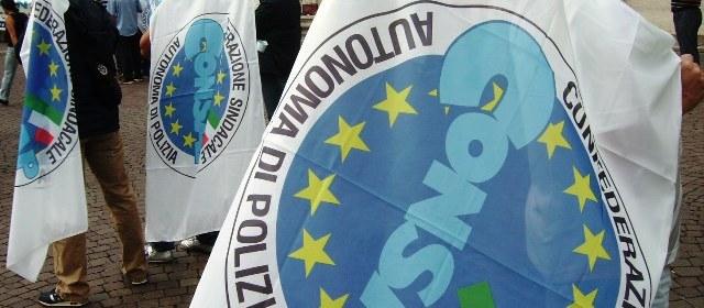 Bandiere CONSAP - Segreteria Provinciale di ROMA