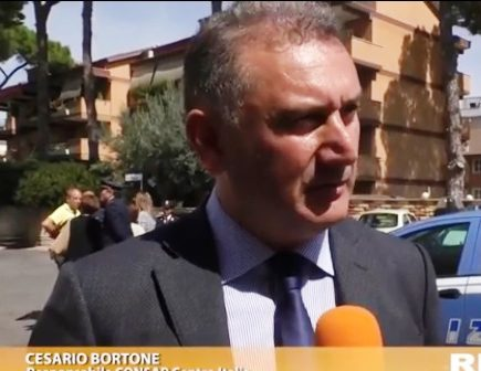 Cesario BORTONE - Segretario Generale Nazionale CONSAP