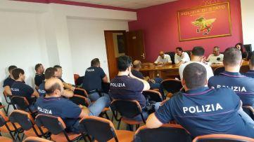 Le immagini del Congresso Locale al Reparto Prevenzione Crimine LAZIO