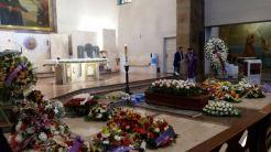 """Parrocchia di """"San Giovanni Leonardi"""" al quartiere casilino, l'ultimo saluto a Giorgio Innocenzi"""
