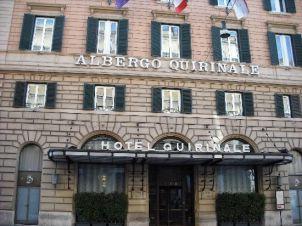 Hotel Quirinale ROMA - Riunione Straordinaria dei Segretari Provinciali da tutta Italia